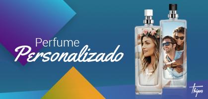 Perfume com foto