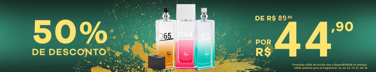 Perfumes - Fora de Linha