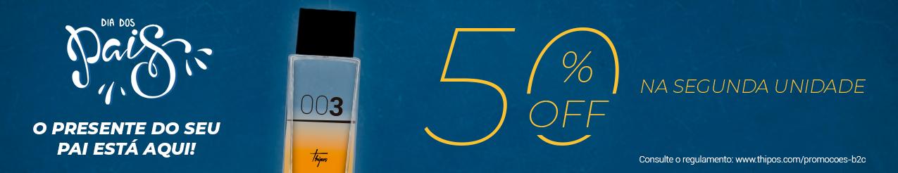 50% na Segunda Unidade