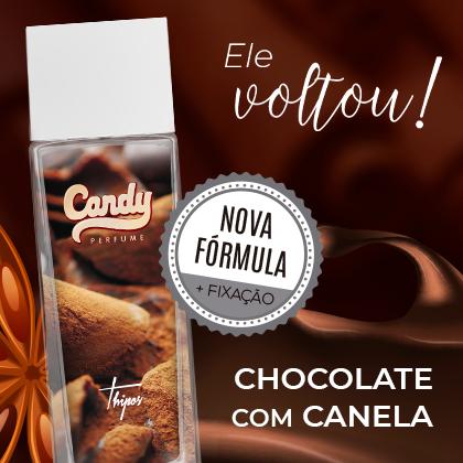 Chocolate com Canela